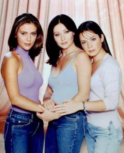 Phoebe, Prue, and Piper