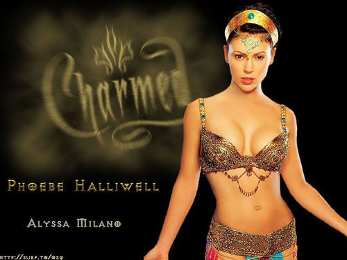 Charmed wallpaper called Phoebe Halliwell
