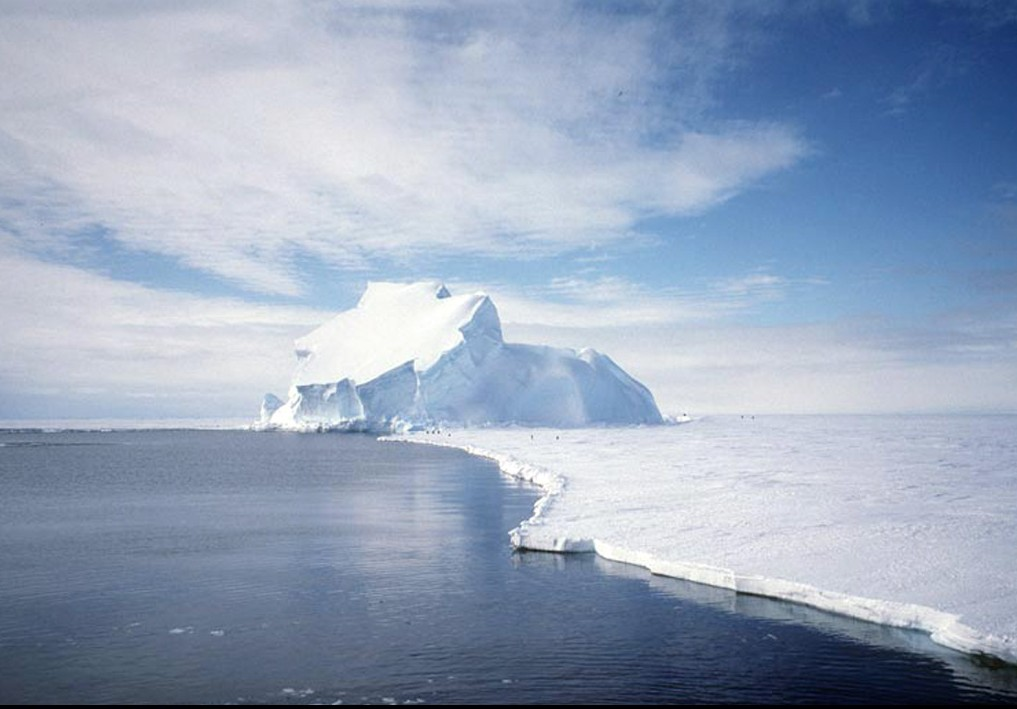 Picture of a Warming World
