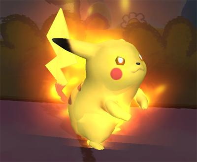 Pikachu's Final Smash