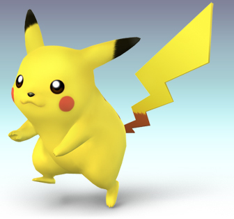 Pikachu - super-smash-bros-brawl Photo