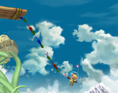 Super Smash Bros. Brawl wallpaper called Pikmin & Olimar Special Moves