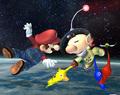Pikmin & Olimar - super-smash-bros-brawl photo