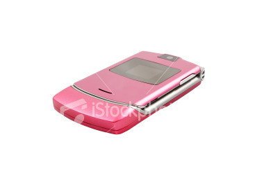 粉, 粉色 Cell PHONES