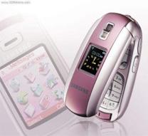 Pink Cellphone