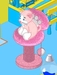 Pink and White Cat Online - webkinz icon