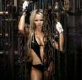 Pipes and Chains Photo Shoot - jennifer-ellison photo