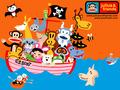 Pirate Friends