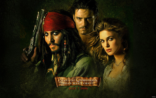 Pirates of the Caribben - pirates-of-the-caribbean Wallpaper