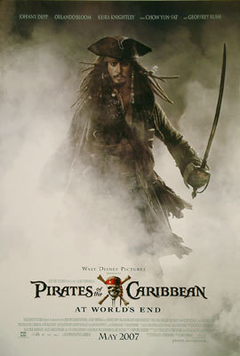 Pirates of the caribbean - movies Photo