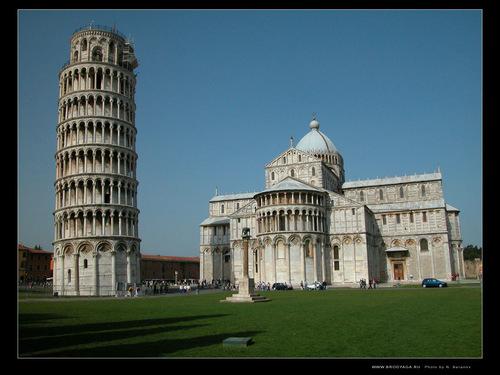 Italy fondo de pantalla called Pisa