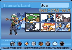 PkmnTrainerJ's Trainer Card