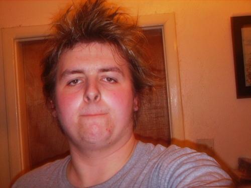 PkmnTrainerJ's hair exploded