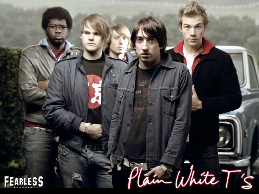 plain white t s