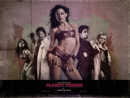 Planet Terror - 樱桃