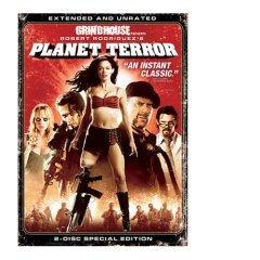 Planet Terror DVD