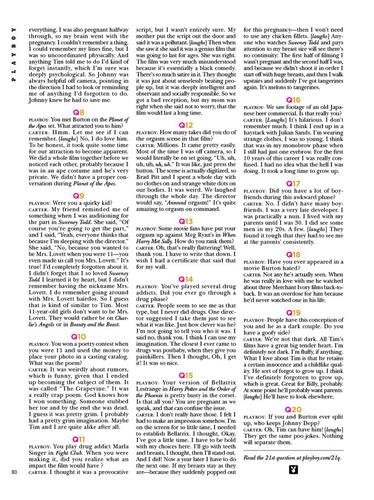 Playboy- 20 domande