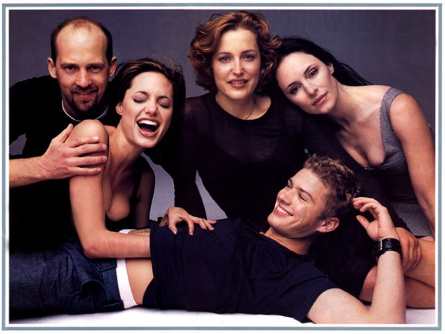 Playing by Heart - Gillian Anderson Photo (668602) - Fanpop Ryan Phillippe Movies