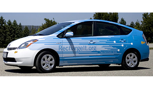 Plug-in Prius Hybrid - electric-cars Photo