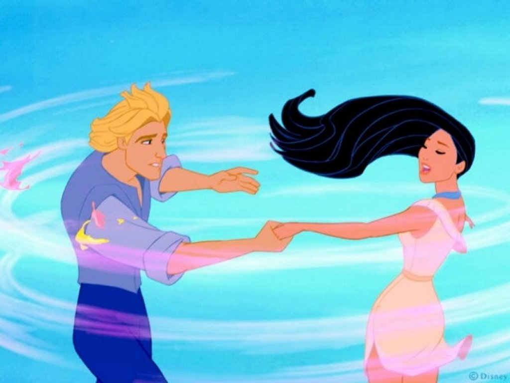 Pocahontas And John Smith Quotes