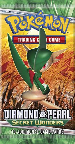 Pokemon TCG - Secret Wonders