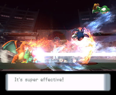 Pokemon Trainer's Final Smash