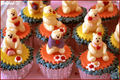 Polar Bear Picnic - cupcakes photo