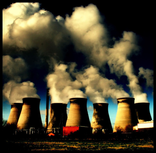 Pollution - global-warming-prevention Photo