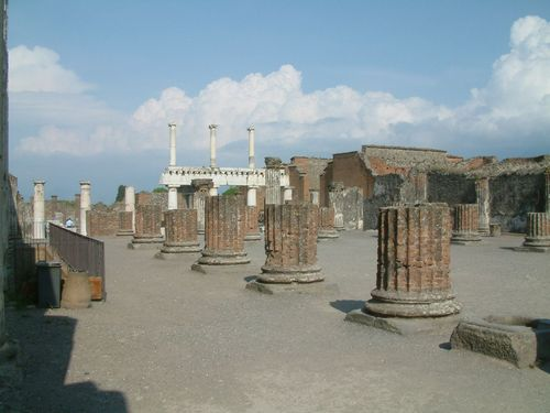 Ancient History wallpaper titled Pompeii, Italy