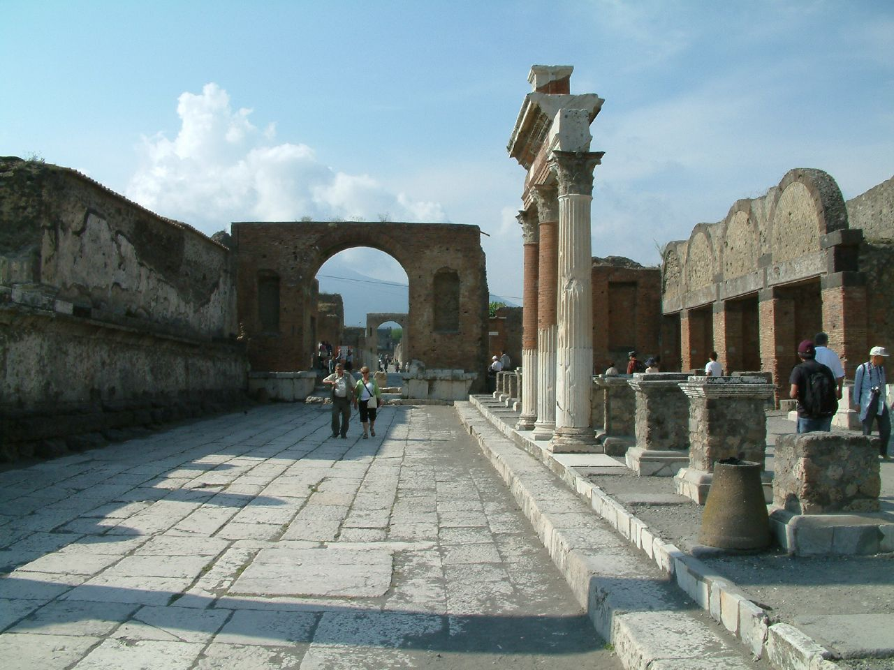 ancient history pompeii Like the anxious men who began excavations at pompeii in the 18th century and discovered more about the ancient italians than they had bargained for – such as phallic-shaped lamps.