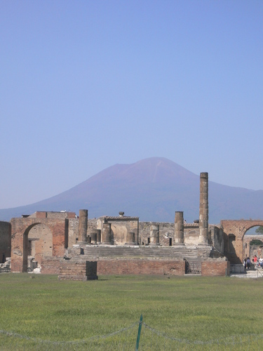 Italy wallpaper titled Pompeii