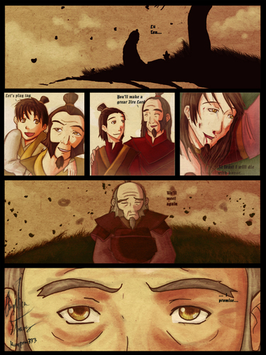 Poor Iroh *tear*