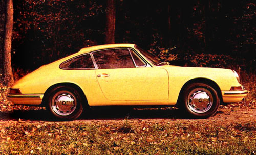 Porsche 911 Evolution
