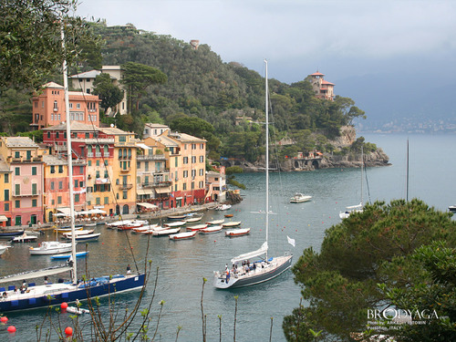 Portofino - italy Wallpaper