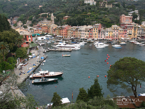 Italy wallpaper entitled Portofino