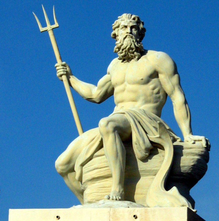 poseidon the god of - photo #1