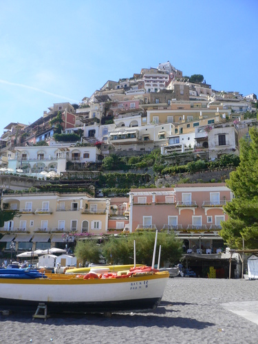 Italy wallpaper entitled Positano