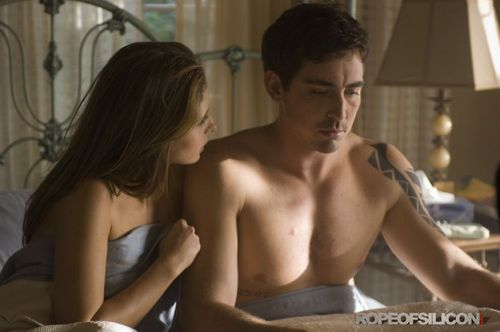 Lee Pace achtergrond titled Possession