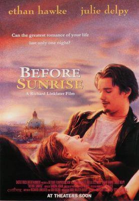 Poster Before Sunrise