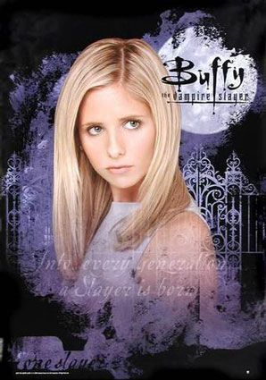 Buffy the Vampire Slayer wallpaper titled Poster