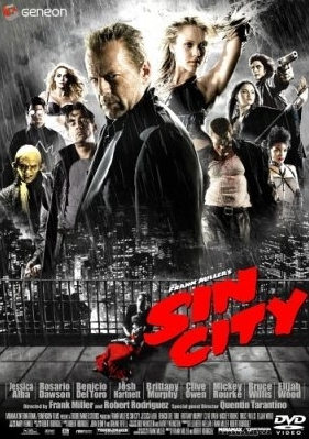 Poster of  Sin City - sin-city Photo