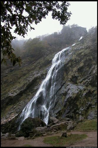 Powerscourt Waterfall, Wicklow