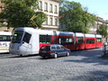 Prague Tram - public-transport photo