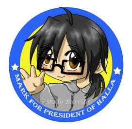 Presidential Buttons