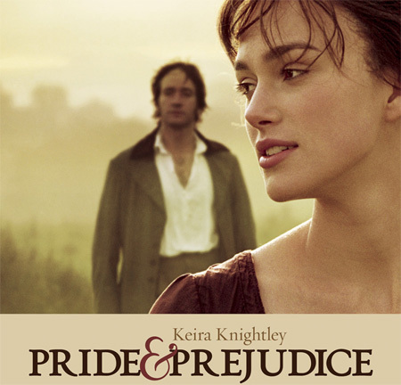 Book to Screen Adaptations Hintergrund titled Pride & Prejudice Adaptations