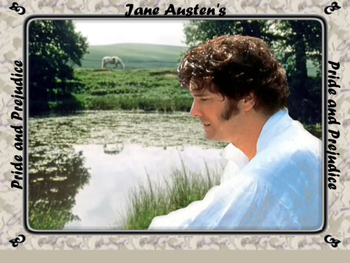 Book to Screen Adaptations kertas dinding entitled Pride and Prejudice (1995)