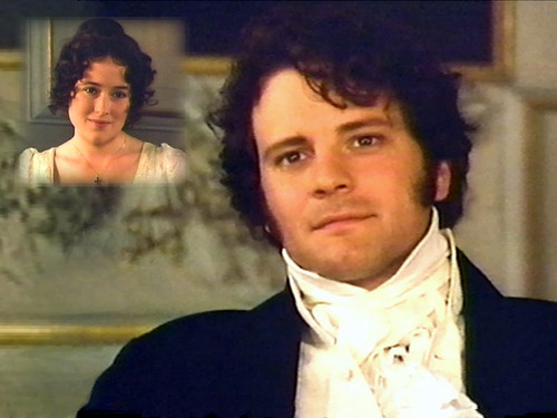 Book to Screen Adaptations fond d'écran entitled Pride and Prejudice (1995)