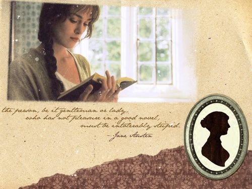 Book to Screen Adaptations achtergrond called Pride and Prejudice (2005)
