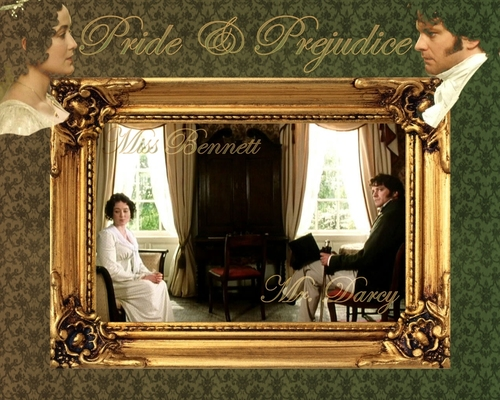 Period Films wallpaper called Pride and Prejudice