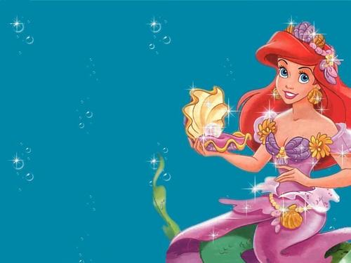 The Little Mermaid wallpaper called Princess Ariel